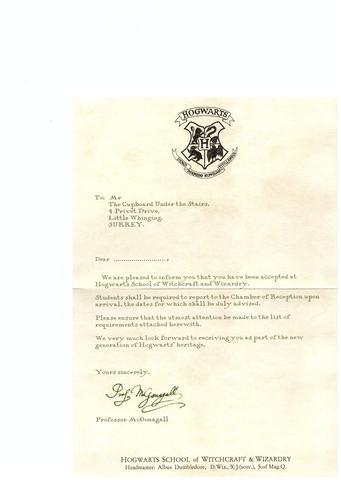 Harry Potter 1 Der Brief Film Dvd Hogwarts