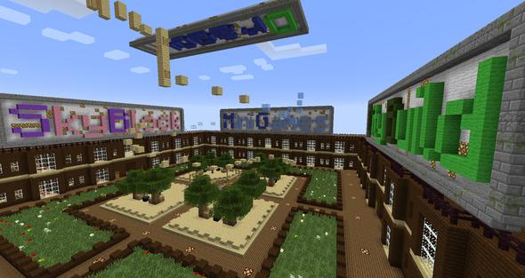 Lobby - (Minecraft, Server)
