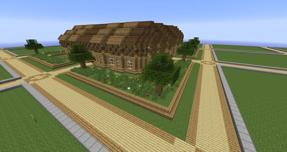 CityBuild Spawn - (Minecraft, Server)