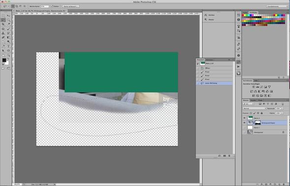Neu auf transparent - (Fehler, Photoshop, Pinsel)