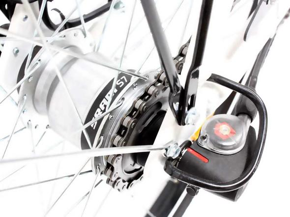Nabenschaltung - (Fahrrad, Mountainbike, reparieren)