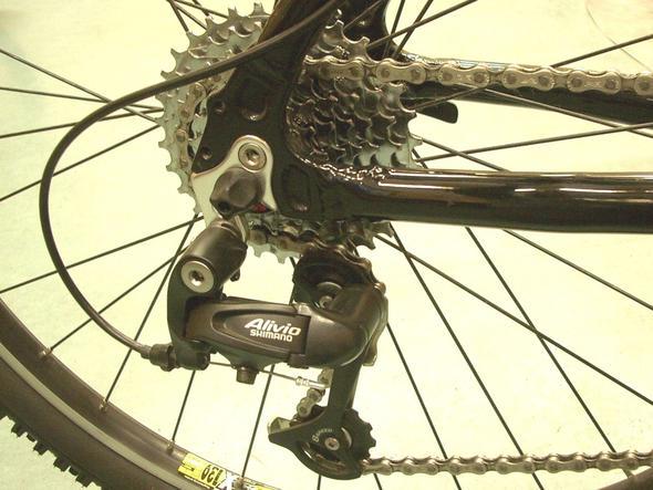 Kettenschaltung - (Fahrrad, Mountainbike, reparieren)