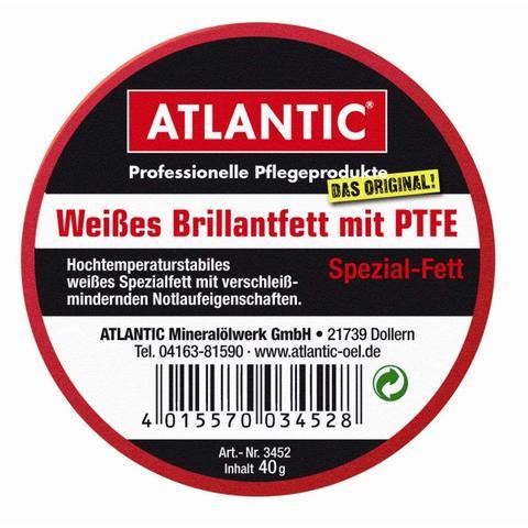 ATLANTIC Brillantfett mit PTFE - (Fahrrad, Mountainbike, reparieren)
