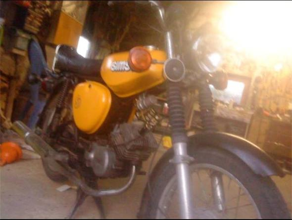 S51.. - (Moped, DDR, Lack)