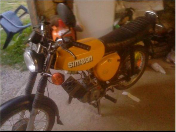 ..S51 - (Moped, DDR, Lack)