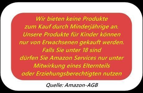 Amazon AGB - (Bestellung, Zahlen)