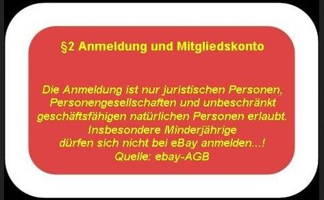 eBay ADB - (Bestellung, Zahlen)