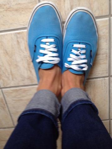 alte Vans - (Schuhe, Frühling)
