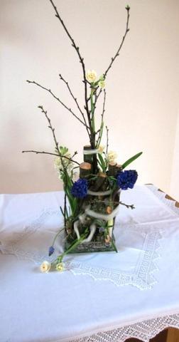 Blumen Deko - (Blumen, Mai, Blüten)