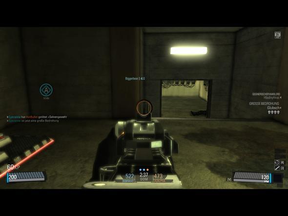 Anvisiert - (Steam, Spielfehler, blacklight retribution)