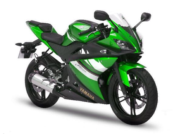 kawasaki motorrad mit 125ccm 125 ccm. Black Bedroom Furniture Sets. Home Design Ideas