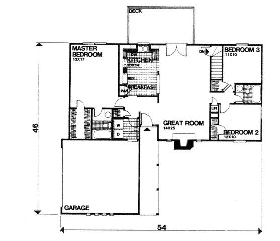 Haus 1 - (Haus, Sims 3, bauen)