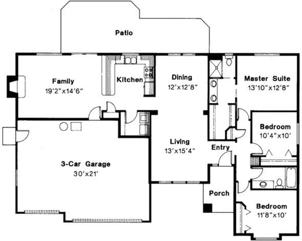 Haus 2 - (Haus, Sims 3, bauen)