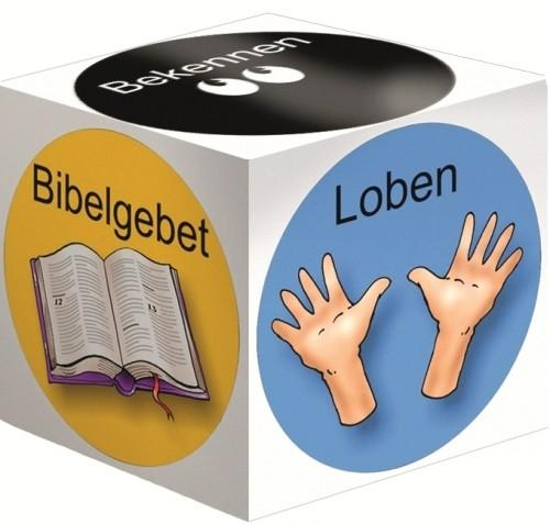 Gebetswürfel - (Religion, Christentum, Glaube)