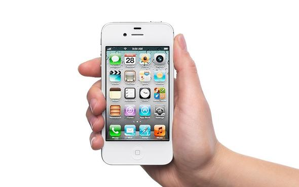 iPhone 4 - (Smartphone, Auflösung)