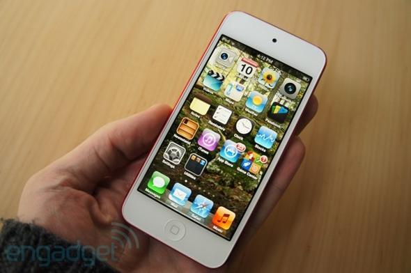 iPod touch 5g - (Smartphone, Auflösung)