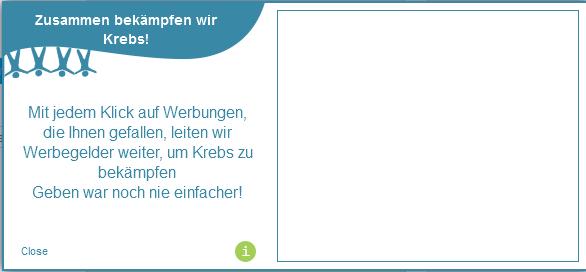 Problem 1: PopUp - (Werbung, entfernen, Suchmaschine)