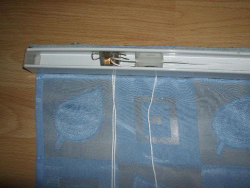 Klemmechanismus Raffrollo - (Band, Fenster, gerissen)