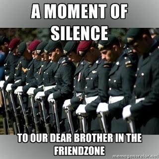 gefriendzoned