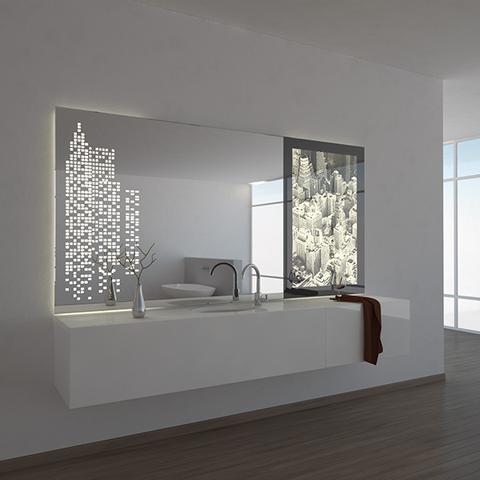 Design Badspiegel Stunning Casper Labs By Spiegel Aihara Workshop