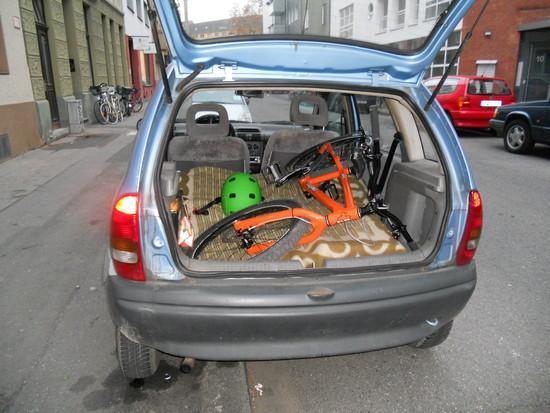 24 Zoll in Corsa - (Fahrrad, corsa b)