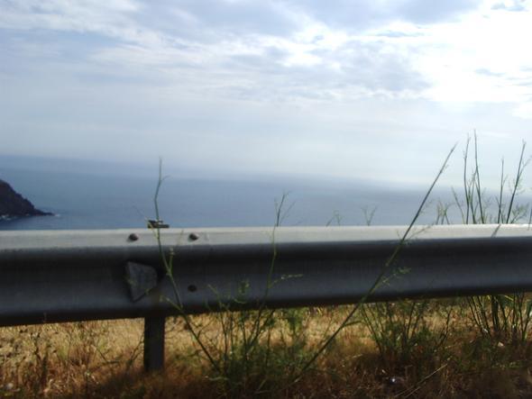 Fahrt entlang der Costa Brava - (Auto, Urlaub, Frankreich)