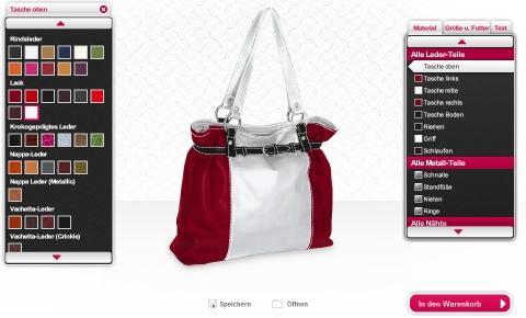 Handtaschen selbst designen - (Beauty, Handtasche)