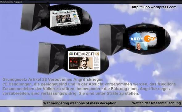 Waffen der MassentäuschungDeutsch - (Geschichte, Nationalsozialismus)