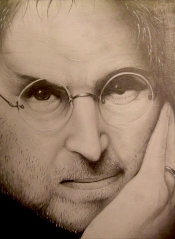 erster versuch eines Portraits...Teils aus dem kopf (ich mag es nicht) - (Studium, Kunst, zeichnen)
