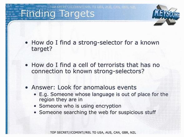 XKeyscore - (NSA, Skandal)