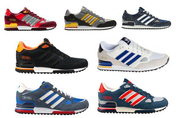 adidas zx 750 - (Schuhe, adidas)