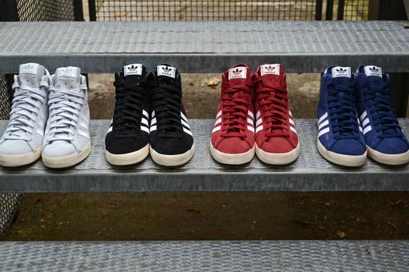 adidas basket profi - (Schuhe, adidas)
