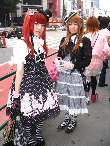 Cosplay (Rechts original) - (Mode, Jugend, Japan)