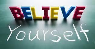 glaube an dich selbst - (Angst, Einsamkeit, keine-freunde)