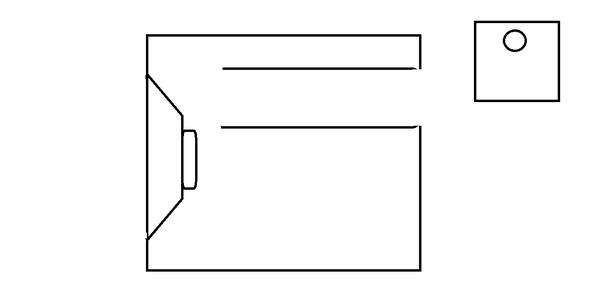 subwoofer eigenbau bassreflex vorne oder hinten diy mdf. Black Bedroom Furniture Sets. Home Design Ideas