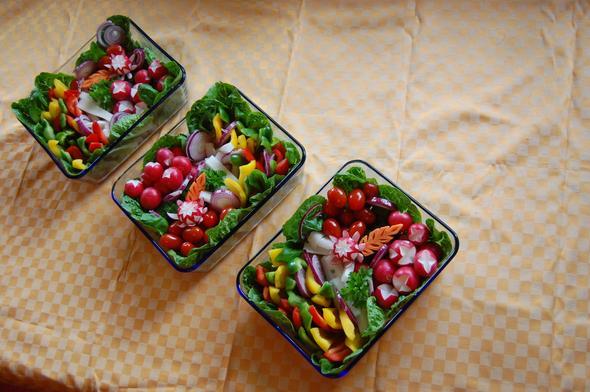 salat und rohkost f r buffet wie dekorativ anrichten essen geburtstag vegan. Black Bedroom Furniture Sets. Home Design Ideas