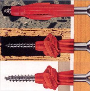 wie d bel in weiche beton wand montieren schrauben heimwerker halterung. Black Bedroom Furniture Sets. Home Design Ideas