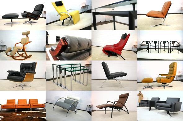www.TOP-DESIGNCLASSIX.de | First Class Objects in excellent Condition - (Hamburg, Möbel, Designmöbel)