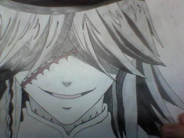 Undertaker *-* :D  - (Anime, lernen, Manga)