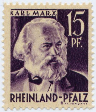 Karl Marx - (Geschichte, Revolution, revo)