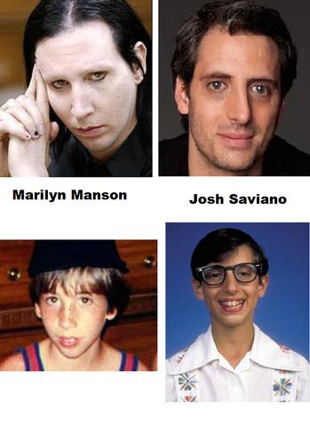 Ist Josh Saviano Marilyn Manson Musik Rockstar