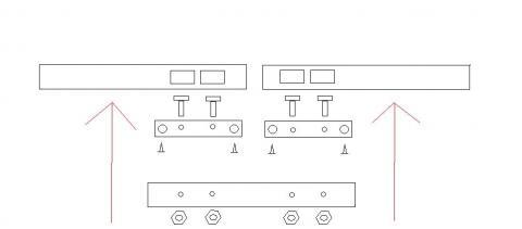 Lochblechverb. - (Modellbau, Warhammer, tabletop)