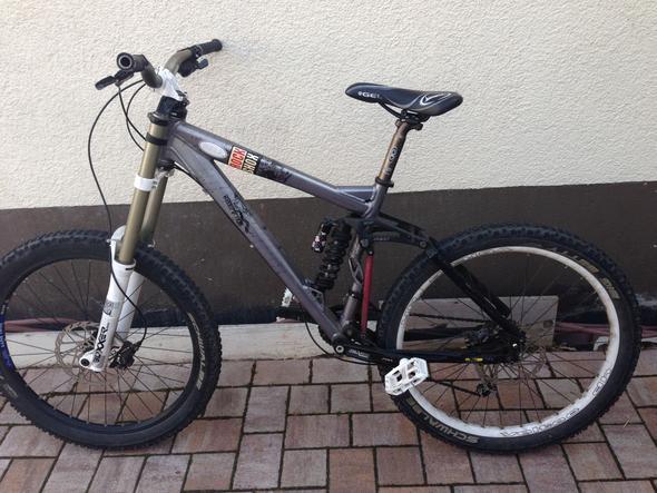 Von Vorne - (Fahrrad, MTB)