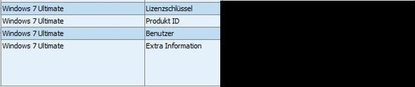 Mit RecoverKeys - (Windows, Windows 7, Betriebssystem)
