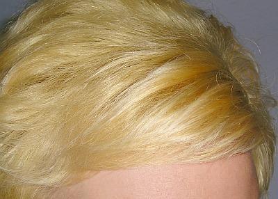 Wasserstoff Blond - (directions, blondieren)