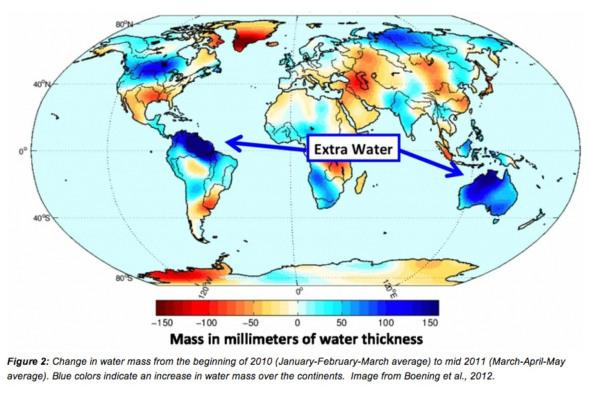 Regen in Australien 2011 - (Erdkunde, Schutz, Klima)