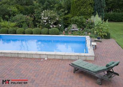 gfk pool mit poolfarbe streichen heimwerken schwimmbad. Black Bedroom Furniture Sets. Home Design Ideas