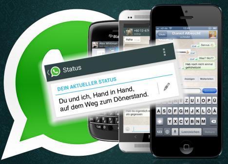 suche gute und sinnvolle whatsapp status sprüche