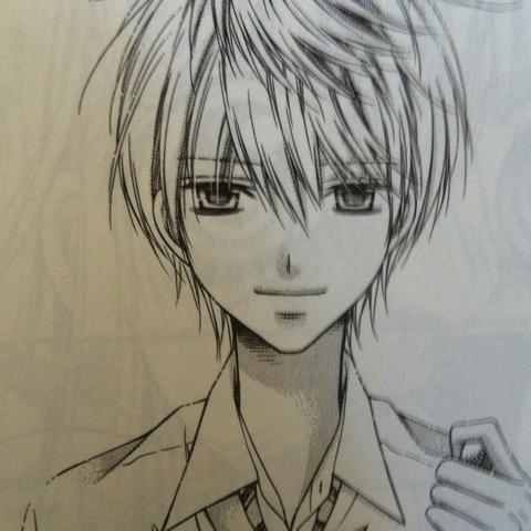 Shun sieht so gut aus *^* - (Anime, romance)