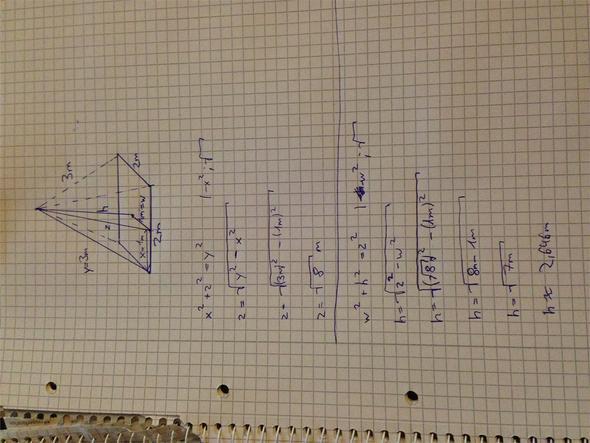 Lösung - (Schule, Arbeit, Mathe)